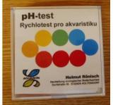 PH test - Rychlotest pro akvaristiku