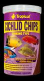 Tropical Cichlid chips 250 ml Sinking type