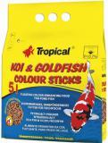 TROPICAL-POND Koi-Goldfish Colour sticks 20L
