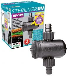 Aquael Sterilizer AS 3W