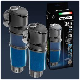 SICCE Shark ADV 400 vnitøní filtr do 90 l, 200-400 l/hod