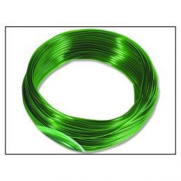 Vzduchovací hadièka klasická zelená 4mm - zvìtšit obrázek