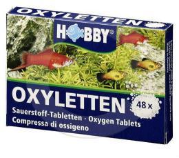 HOBBY Kyslíkové tablety Oxyletten, 48 ks, na 480 l vody - zvìtšit obrázek