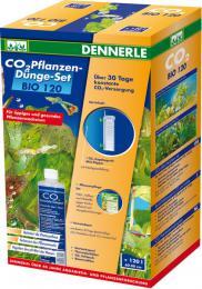 DENNERLE BIO 120 CO2 set k pøihnojování rostlin