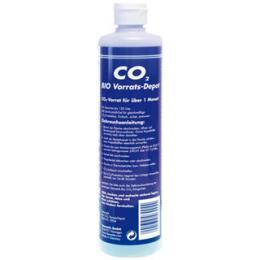 DENNERLE Zásobovací láhev BIO CO2 s kontrolním gelem