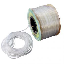 Silikonová vzduchovací hadièka, prùmìr: 4 mm - zvìtšit obrázek