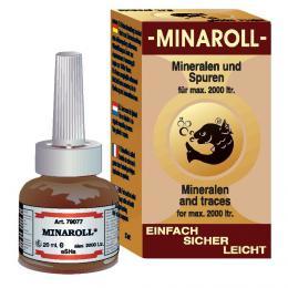 eSHa MINAROLL 20 ml na 2 000 l akvarijní vody - zvìtšit obrázek