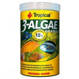 Tropical 3-Algae Granulat 250 ml, 95 g - zvìtšit obrázek