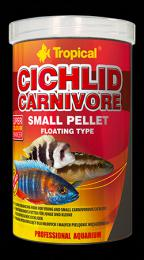Tropical Cichlid Carnivore Small Pellet 250 ml, 90 g