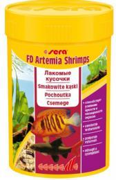Sera FD Shrimp 100 ml - zvìtšit obrázek