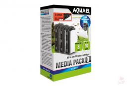 Aquael Media Set VERSAMAX Mini Carbon