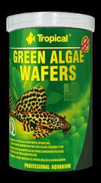 Tropical Green Algae Wafers 1000 ml, 450g - zvìtšit obrázek
