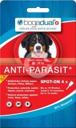Bogadual ANTI-PARASIT SPOT-ON, pes, 25-50kg, 4x2,5ml - zvìtšit obrázek