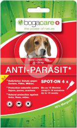 Bogacare ANTI-PARASIT SPOT-ON MEDIUM, pes, 4x1,5ml
