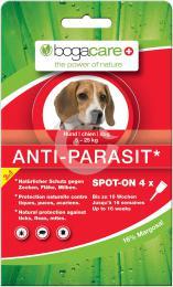 Bogacare ANTI-PARASIT SPOT-ON MEDIUM, pes, 4x1,5ml - zvìtšit obrázek