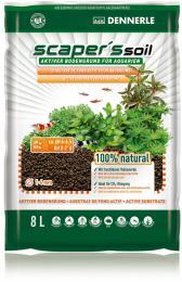 Substrát Scaper's Soil 8 l