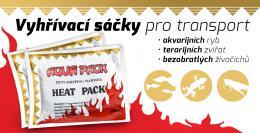 AQUA PACK Vyhøívací sáèek Heat Pack - zvìtšit obrázek