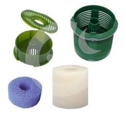 EHEIM Aquaball upgrade kit s filtraèními náplnìmi pro filtr 2400, 2401, 2402 - zvìtšit obrázek