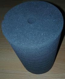 Válcový molitan jemný 9 x 15cm