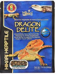 HIKARI Výživné krmivo Dragon Delite, 200 g