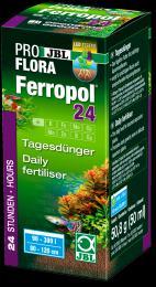 JBL Hnojivo PROFLORA Ferropol 24, 50 ml