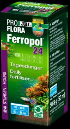 JBL Hnojivo PROFLORA Ferropol 24, 10 ml