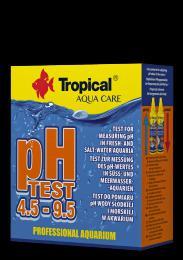 TROPICAL-pH test 4,5-9,5
