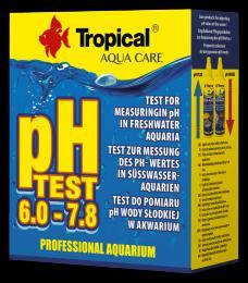 TROPICAL-pH test 6,0-7,8