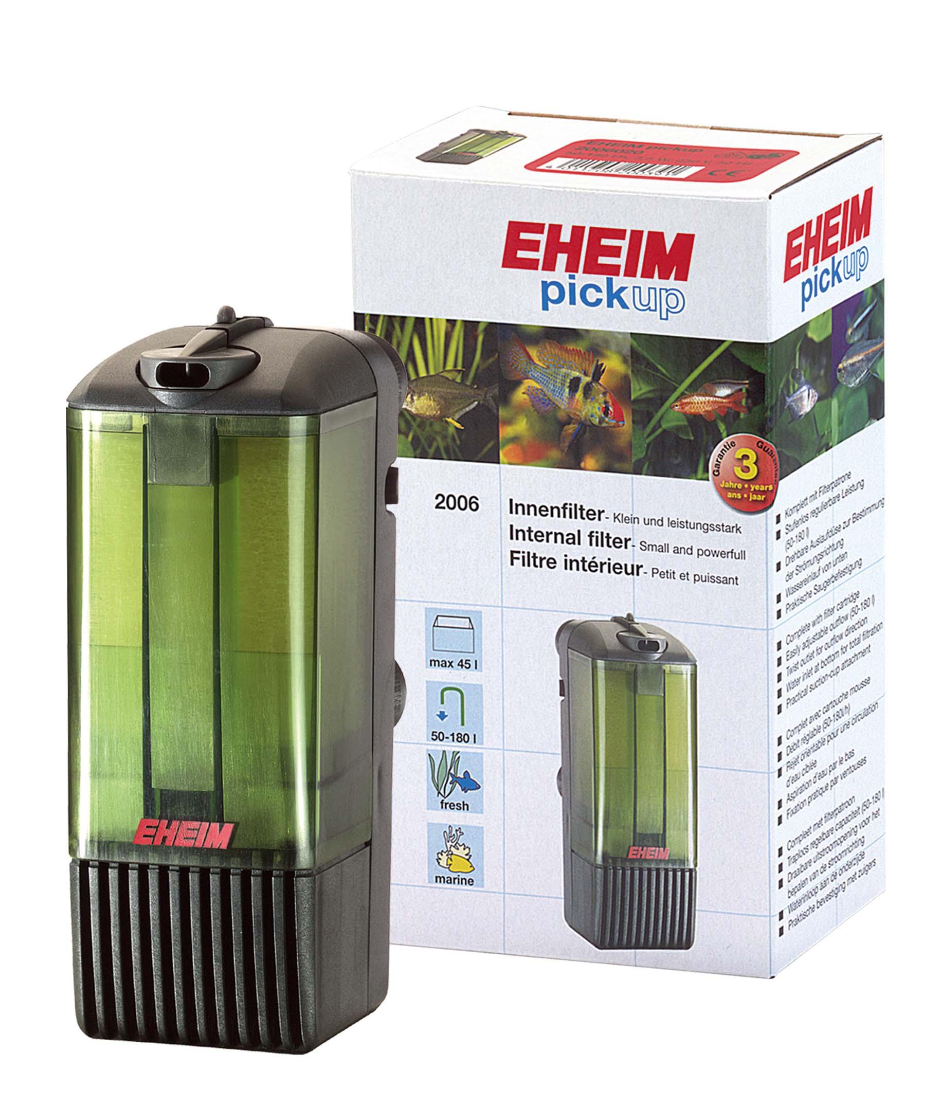 EHEIM GmbH amp; Co. KG EHEIM PICKUP 2006, 45 l