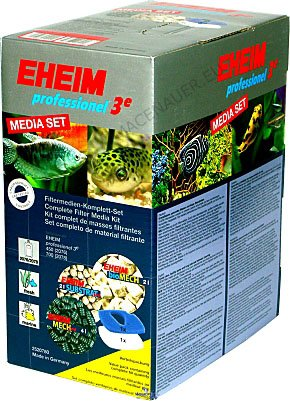 EHEIM GmbH amp; Co. KG EHEIM Filtrační hmoty Media SET pro Prof. 3e 450, 600T, 700