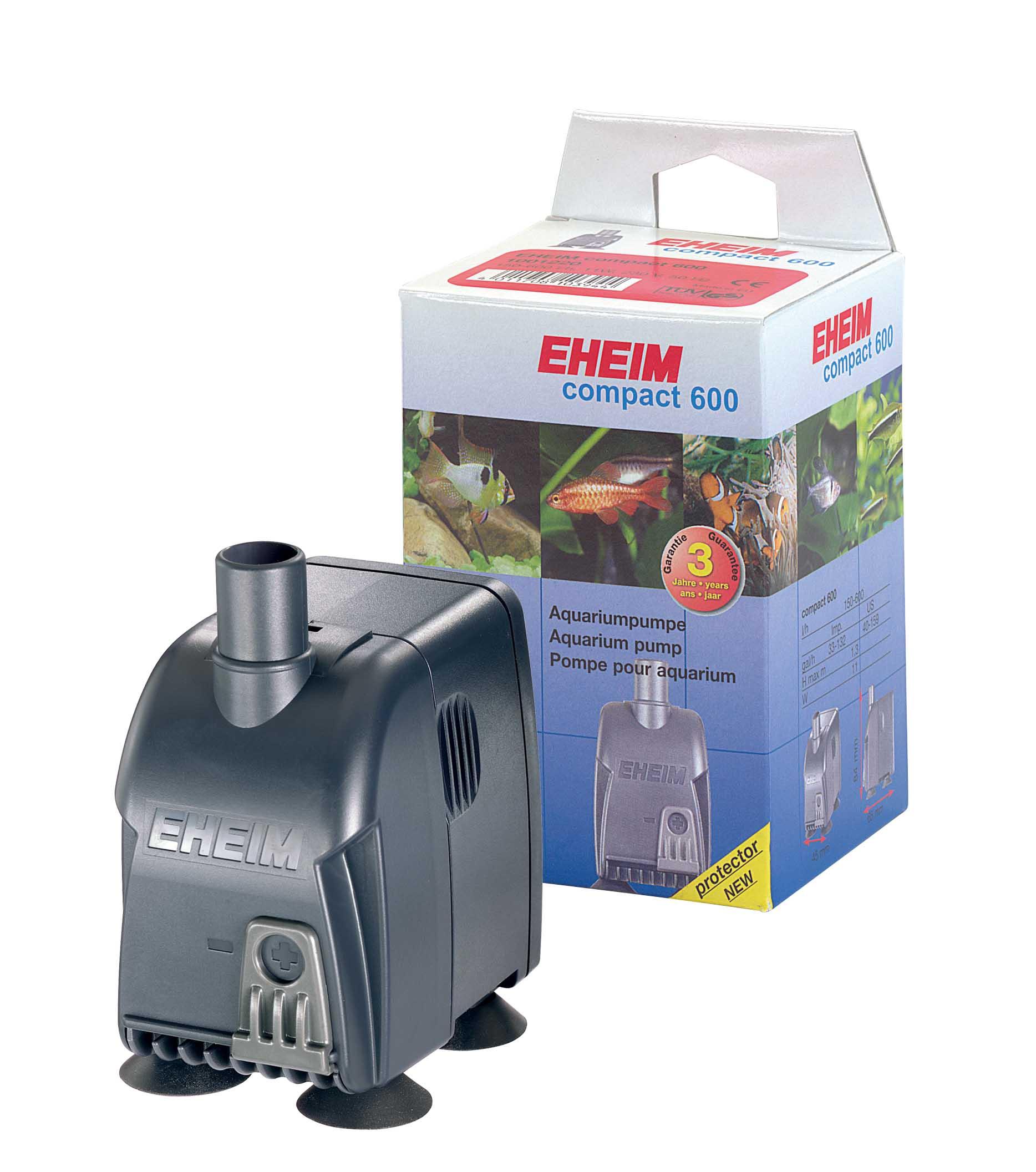 EHEIM GmbH amp; Co. KG EHEIM compact 600