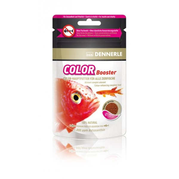 Dennerle DENNERLE Krmivo Color Booster 100 ml