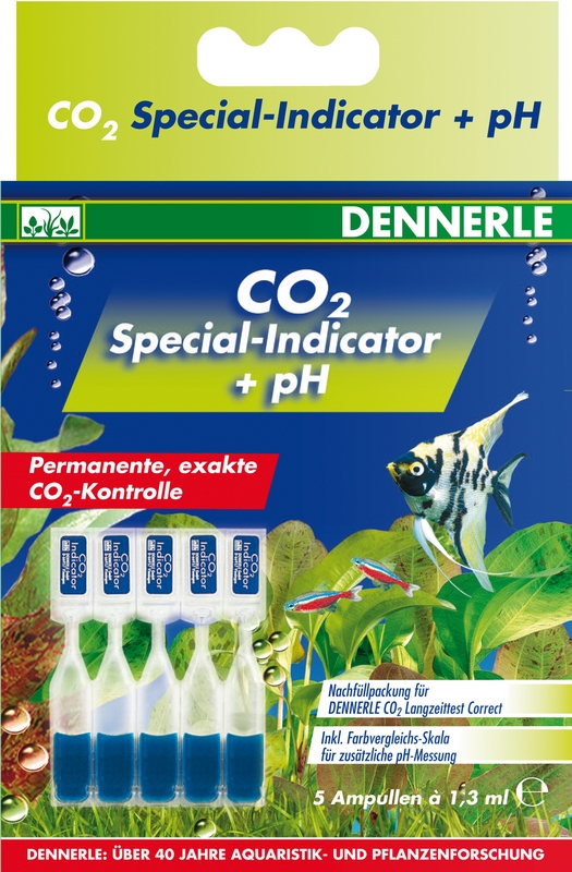 Dennerle DENNERLE PROFI-LINE CO2 Langzeittest Correct
