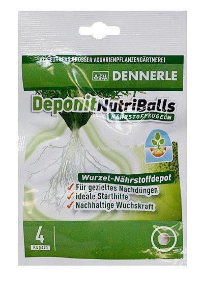 Dennerle DENNERLE Deponit Nutri Balls 4 kuličky - 1-4 kuliček/6-12 měsíců