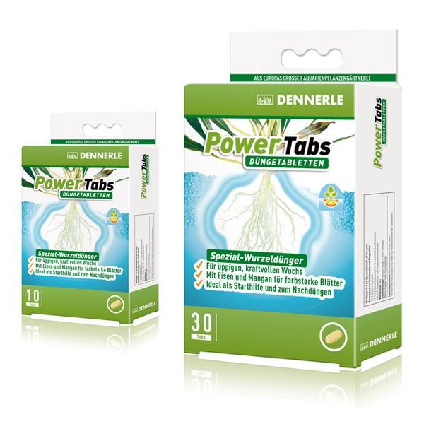 Dennerle DENNERLE PowerTabs 10 tablet, 1-2 tablety/6-12 měsíců
