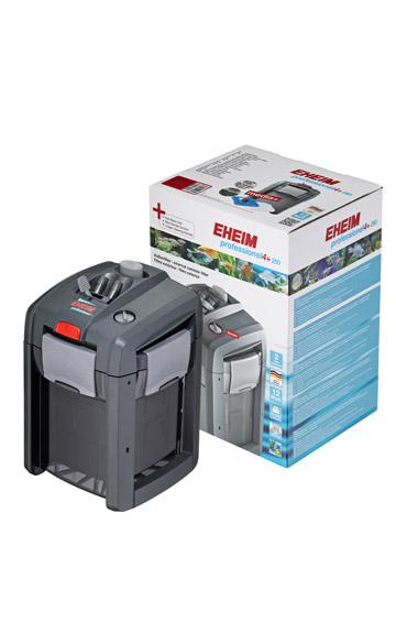 EHEIM GmbH amp; Co. KG EHEIM Vnější filtr Professionel 4+ 600 s filtračními náplněmi