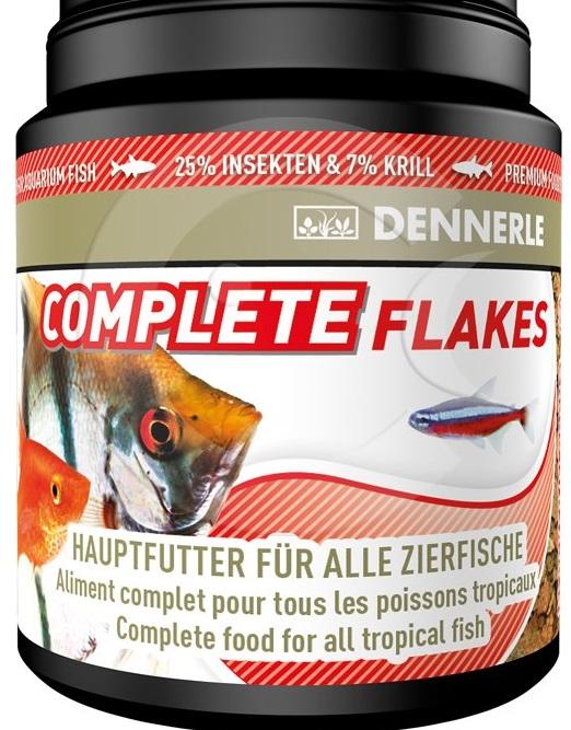 Dennerle DENNERLE Complete Gourmet Flakes 200 ml Vločky