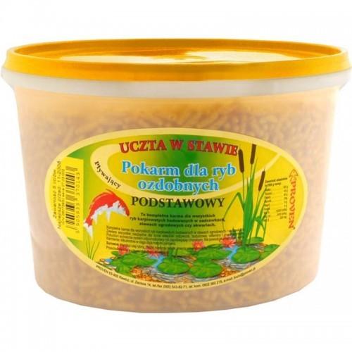 Proven Proven Krmivo-jezír.ryby 3l/žluté peletky